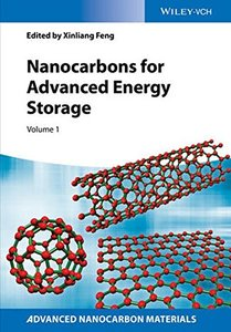 Nanocarbons for Advanced Energy Storage, Volume 1 Hardcover-cover
