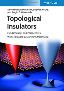 Topological Insulators: Fundamentals and Perspectives Hardcover-cover