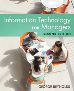 Information Technology for Managers Paperback