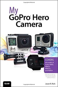 My GoPro Hero Camera Paperback-cover
