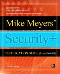 Mike Meyers' CompTIA Security+ Certification Guide (Exam SY0-401) (Certification Press) Hardcover-cover