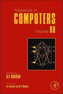 Advances in Computers, Volume 98 Hardcover-cover