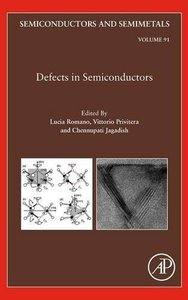 Defects in Semiconductors, Volume 91 Hardcover-cover