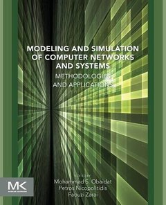 Modeling and Simulation of Computer Networks and Systems: Methodologies and Applications Paperback-cover