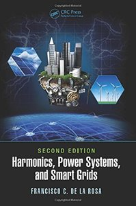 Harmonics, Power Systems, and Smart Grids, Second Edition Hardcover-cover