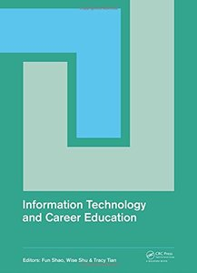 Information Technology and Career Education Hardcover-cover