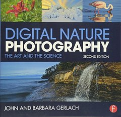 Digital Nature Photography: The Art and the Science Paperback-cover