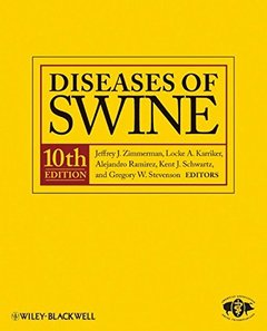 Diseases of Swine, 10/e (Hardcover)-cover