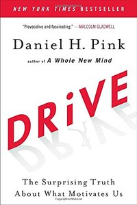 Drive: The Surprising Truth About What Motivates Us (Paperback)-cover