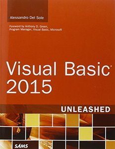 Visual Basic 2015 Unleashed (Paperback)-cover