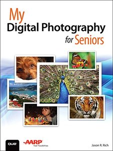 My Digital Photography for Seniors Paperback-cover
