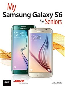 My Samsung Galaxy S6 for Seniors(Paperback)-cover
