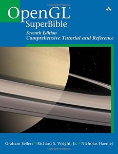 OpenGL Superbible: Comprehensive Tutorial and Reference, 7/e (Paperback)-cover