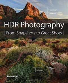 HDR Photography: From Snapshots to Great Shots(Paperback)-cover
