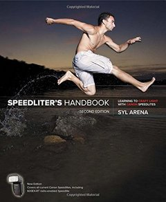 Speedliter's Handbook: Learning to Craft Light with Canon Speedlites-cover