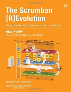 The Scrumban [R]Evolution: Getting the Most Out of Agile, Scrum, and Lean Kanban (Paperback)-cover