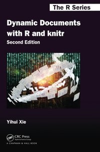 Dynamic Documents with R and knitr, 2/e (Paperback)-cover