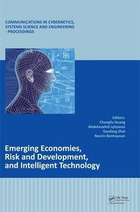Emerging Economies, Risk and Development, and Intelligent Technology(Hardcover)-cover