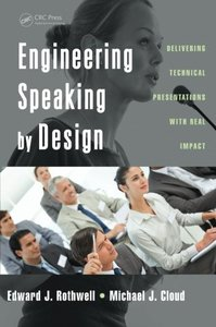 Engineering Speaking by Design: Delivering Technical Presentations with Real Impact (Paperback)-cover