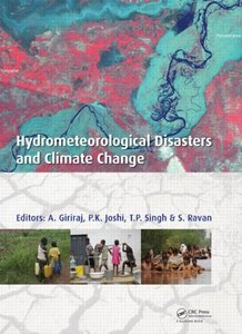 Hydrometeorological Disasters and Climate Change-cover