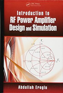 Introduction to RF Power Amplifier Design and Simulation (Hardcover)-cover