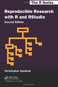Reproducible Research with R and R Studio, 2/e (Paperback)-cover