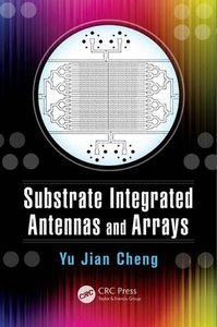 Substrate Integrated Antennas and Arrays-cover