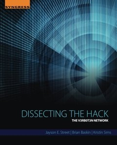 Dissecting the Hack: The V3rb0t3n Network(Paperback)-cover
