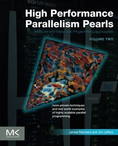 High Performance Parallelism Pearls Volume Two: Multicore and Many-core Programming Approaches美國原版-cover