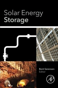 Solar Energy Storage(Paperback)-cover