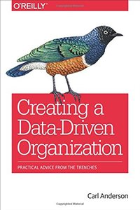 Creating a Data-Driven Organization (Paperback)-cover
