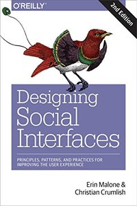 Designing Social Interfaces: Principles, Patterns, and Practices for Improving the User Experience, 2/e (Paperback)-cover