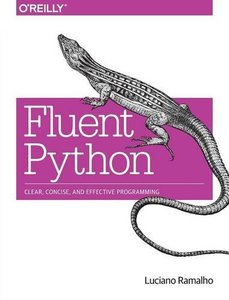 Fluent Python (Paperback)-cover