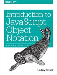 Introduction to JavaScript Object Notation: A To-the-Point Guide to JSON (Paperback)-cover