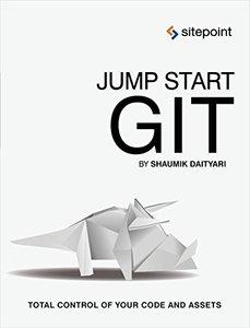 Jump Start Git (Paperback)-cover