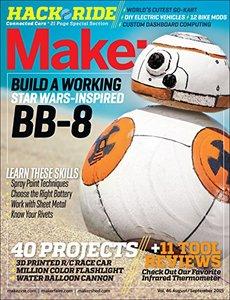 Make: Volume 46: Hack Your Ride (Paperback)
