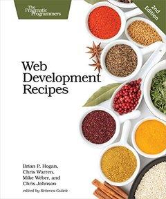 Web Development Recipes, 2/e(Paperback)-cover