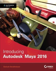 Introducing Autodesk Maya 2016: Autodesk Official Press (Paperback)-cover