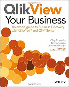 QlikView Your Business: An expert guide to Business Discovery with QlikView and Qlik Sense (Paperback)-cover