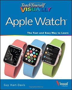 Teach Yourself VISUALLY Apple Watch(Paperback)-cover
