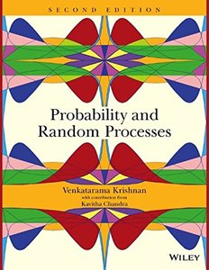 Probability and Random Processes, 2/e(Hardcover)-cover