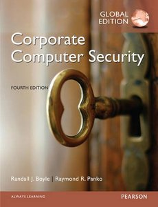 Corporate Computer Security, 4/e (IE-Paperback)