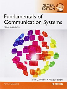 Fundamentals of Communication Systems, 2/e (Paperback)-cover