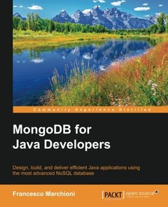 MongoDB for Java Developers-cover