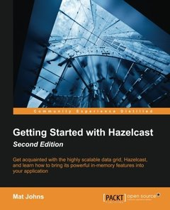 Getting Started with Hazelcast, 2/e (Paperback)-cover