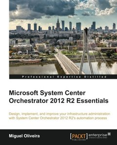 Microsoft System Center Orchestrator 2012 R2 Essentials-cover