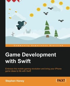 Game Development with Swift (Paperback)-cover