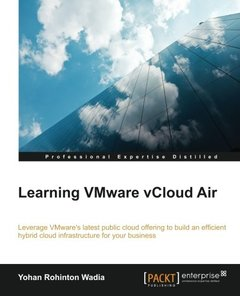 Learning VMware vCloud Air-cover