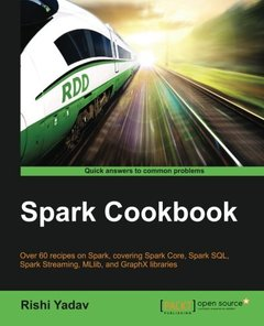 Spark Cookbook (Paperback)-cover