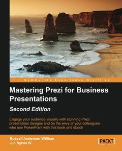 Mastering Prezi for Business Presentations,  2/e(Paperback)-cover